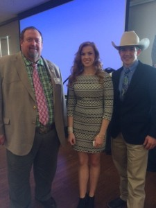 dalton and Hollyann earn BIG scholarship